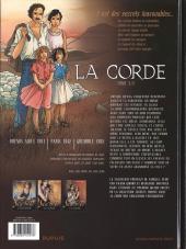 Verso de Secrets - La corde -2- Tome 2/2
