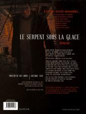 Verso de Secrets - Le serpent sous la glace -INT- Intégrale