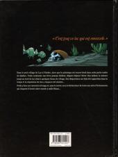 Verso de La bête du Lac (Le Mangeur d'Âmes) -1- Le gardien