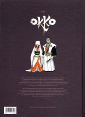 Verso de Okko -7ES- Le cycle du feu I