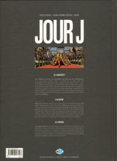 Verso de Jour J -7ES- Vive l'Empereur !
