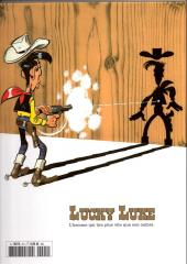 Verso de Lucky Luke - La collection (Hachette) -5- Dalton city