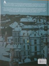 Verso de Stéphane Clément -INT1a2011- Le guêpier - À l'est de Karakulak - Le repère de Kostlov