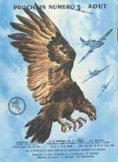 Verso de Rapaces (Impéria) -25- Le loup solitaire 2/2 - Raid sur Berlin 1/2