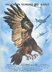 Verso de Rapaces (Impéria) -5- Plein ciel
