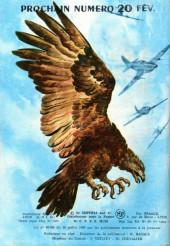 Verso de Rapaces (Impéria) -14- Les ailes du désert