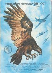 Verso de Rapaces (Impéria) -30- L'aigle 2/2 - La vipère du ciel 1/2