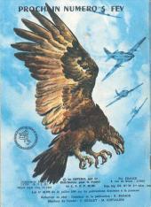 Verso de Rapaces (Impéria) -37- Pilote d'essai 2/2 - Ciel dangereux 1/2