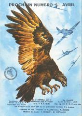 Verso de Rapaces (Impéria) -41- Oiseaux de proie 2/2 - Tactique d'évasion 1/2