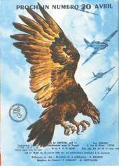 Verso de Rapaces (Impéria) -42- Tactique d'évasion 2/2 - Heures sombres 1/2
