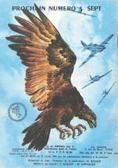 Verso de Rapaces (Impéria) -51- Force X