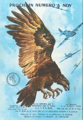 Verso de Rapaces (Impéria) -55- Défense côtière