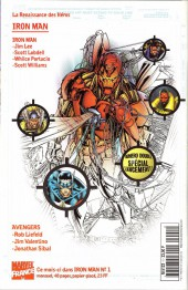 Verso de Fantastic Four (Renaissance des héros) -1- Fantastic Four 1