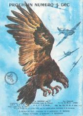 Verso de Rapaces (Impéria) -81- Escadrille 1617