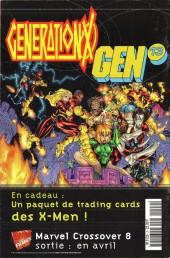 Verso de Fantastic Four (Renaissance des héros) -2- Fantastic Four 2