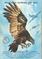 Verso de Rapaces (Impéria) -102- Altitude zéro