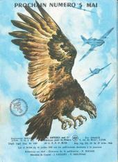 Verso de Rapaces (Impéria) -115- La 60e mission