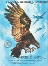 Verso de Rapaces (Impéria) -151- Guerriers du ciel