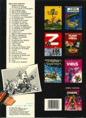Verso de Spirou et Fantasio -12e86- Le nid des Marsupilamis