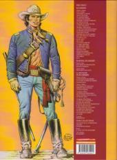 Verso de Blueberry (La Jeunesse de) -13Ind- Il faut tuer Lincoln