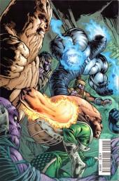 Verso de Fantastic Four (Retour des héros) -1- Nouveau départ