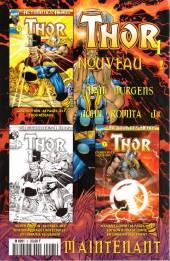 Verso de Fantastic Four (Retour des héros) -5- La puissance et la gloire