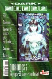 Verso de Fantastic Four (Retour des héros) -6- La puissance et la gloire (2)