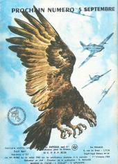 Verso de Rapaces (Impéria) -194- Les loups du ciel