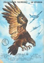 Verso de Rapaces (Impéria) -205- Spitfire rivaux