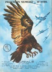 Verso de Rapaces (Impéria) -209- Atterrissage forcé - Sables brûlants