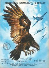 Verso de Rapaces (Impéria) -214- Les aigles volent haut