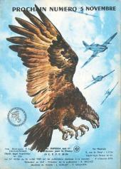 Verso de Rapaces (Impéria) -222- Escadrille spéciale