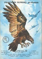 Verso de Rapaces (Impéria) -229- Peur de la peur - Duel dans le ciel