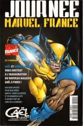 Verso de Fantastic Four (Retour des héros) -9- La torche & spidey de nouveau réunis !