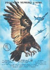 Verso de Rapaces (Impéria) -232- Les chasseurs - La peur - La mascotte
