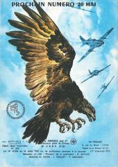 Verso de Rapaces (Impéria) -235- Épitaphe pour un héros - La cible - L'adieu