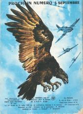 Verso de Rapaces (Impéria) -242- Le dernier - Faux atterrissage - Cinq as