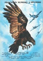 Verso de Rapaces (Impéria) -248- Défi dans le ciel - Le bombardier aveugle - Buster le courageux