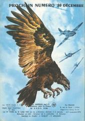Verso de Rapaces (Impéria) -249- Nuage mortel - Parti à la pêche - La grande peur