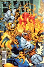 Verso de Fantastic Four (Retour des héros) -11- Il faut sauver Genosha !