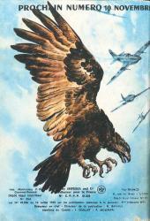 Verso de Rapaces (Impéria) -274- Mission de secours - Chiens de garde