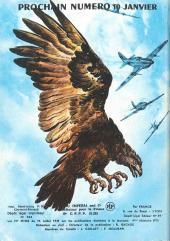 Verso de Rapaces (Impéria) -276- Lui ou moi - L'aigle