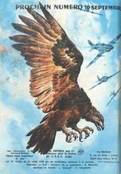 Verso de Rapaces (Impéria) -296- Lâche ou héros ? - L'avion fantôme