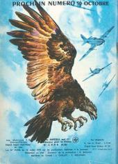 Verso de Rapaces (Impéria) -297- Sus au Tirpitz - Tourbillon dans le ciel
