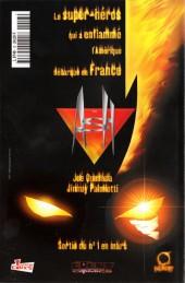 Verso de Fantastic Four (Retour des héros) -13- Il ne fait pas bon mourir sur la Lune
