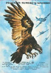 Verso de Rapaces (Impéria) -310- L'escadrille de la chance - Le chevalier du ciel