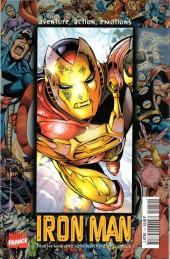 Verso de Fantastic Four (Retour des héros) -14- Sélection non naturelle