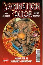 Verso de Fantastic Four (Retour des héros) -15- Bandits à Shadow City