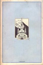 Verso de Belles histoires et belles vies -16a- Sainte Bernadette