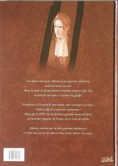 Verso de La rose et la Croix -4- La couronne de prusse